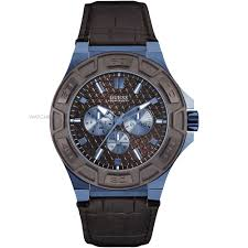 "men s guess force watch w0674g5 watch shop comâ""¢ mens guess force watch w0674g5"
