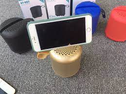 Loa Bluetooth GT-QQ3 Âm thanh lớn, Bass cực tốt nghe nhạc cực êm - có rãnh  làm giá đỡ điện thoại - bảo hành 6 tháng - P558040