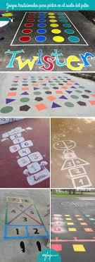 Planificacin variable juego de patio. Como Convertir Un Patio Gris En Un Patio Con Color Juego Y Aprendizaje Rejuega Y Disfruta Jugando