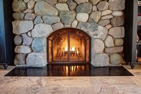 ... Custom Made Mcnabb Zero Clearance Fireplace Doors Ideas: Amazing Fireplace  Doors design ...