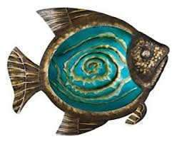 image is loading regal art gift bronze fish wall decor 17