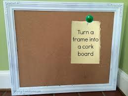 diy cork boards. Repurposed Frames Into Cork Board Diy Close Home Boards