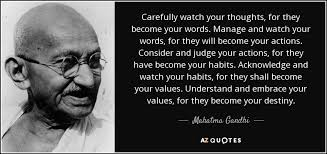Ghandi Quote Stunning TOP 48 QUOTES BY MAHATMA GANDHI Of 48 AZ Quotes