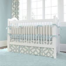 baby crib bedding grey yellow patterned the