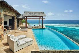 infinity pool house. Infinity Pool House Resorts Boasting An With A View Hamilton