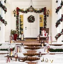 Christmas Decorating Ideas Exterior