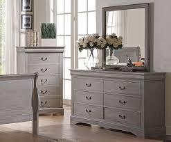 Marvelous Modern Gray Dresser Bedroom