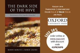 """The Dark Side Of The Hive"""" A Very Inspiring New Book About Honey Stunning Very Inspiring"""