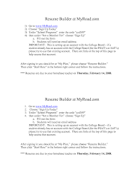 College Resume Builder College Resume Builder Resume For Students Sample Example Of 1