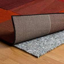 diy rug pad inspirational trafficmaster 6 ft x 8 ft 5 lb density premium