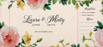 Boarding Pass Wedding Invitations 195x90mm Dreamday