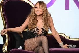 Naked Mariah Carey   Free Hot Sex Video Fashion Police Nigeria Mariah Carey Naked Boobs Under transparent Blouse