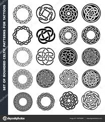 бесконечный узел тату кельтские круги и кольца для тату дизайн