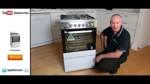 Expert review of the Freestanding Chef <b>Gas Oven</b>/Stove CFG504SA ...