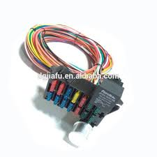 auto wiring harness from fuse box wiring diagram options