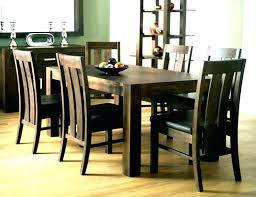 6 chairs dining table 6 seat round dining table square dining table for 6 round 6