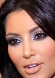 kim kardashian eye makeup close up kim kardashian diffe eye makeup style photos