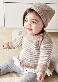 Free Baby Knitting Patterns Beauteous Easy Baby Knitting Patterns In The Loop Knitting