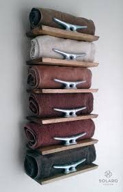 small bathroom towel storage ideas. 20 Really Inspiring DIY Towel Storage Ideas For Every Small Bathroom N