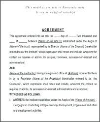 Contract Forms For Construction Construction Agreement Building Contract Forms Kerala Apvat Info