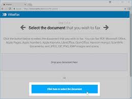 Document Fax Send Fax Through Internet To Fax Machine In Just Few Steps