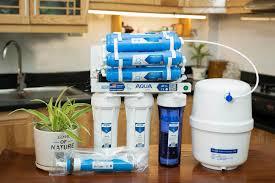 máy lọc nước ro aqua lead 8 cấp không tủ