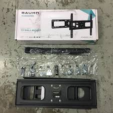 bauhn swing arm tv wall mount from australia furniture others on carou