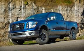 2018 nissan titan xd. contemporary nissan nissan reveals new gasoline v8 for titan pickup with 2018 nissan titan xd t