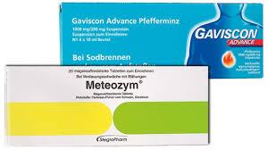 Medikament magen darm beruhigen