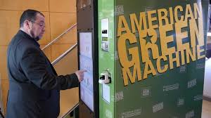 American Green Vending Machine Inspiration American Green Is Building A Pot Alcohol And Gun Vending Machine