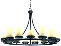 iron works chandeliers co franklin ribbon chandelier