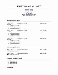... Free Printable Resume Templates Microsoft Word Elegant Free Printable  Resume Templates Microsoft Word ...
