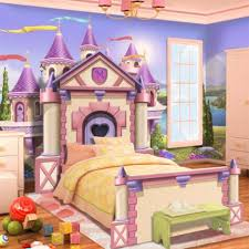 Purple Childrens Bedrooms Bedroom Beautiful Girls Princess Bedding Sets With White