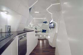 Airstream Interior Design Minimalist Awesome Decorating