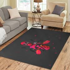 details about soft indoor modern area rugs deadpool area rug living room carpets