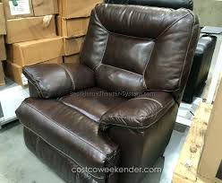 massage chair and footstool. leather electric massage recliner chair footstool stupendous costco reclining retailers and