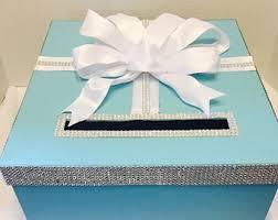mickey mouse card box disney themed card box wedding card Wedding Card Box Disney blue and white envelope holder, for weddings, sweet 16, anniversary,birthday, wedding place card holders disney