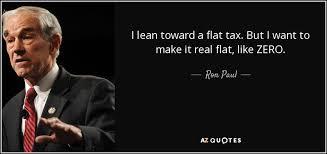 Tax Quotes Magnificent TOP 48 FLAT TAX QUOTES AZ Quotes