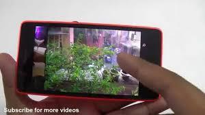 Microsoft Lumia 540 Camera Review Features Interface Camera Samples