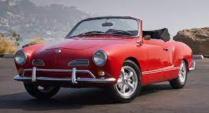 Maybe you would like to learn more about one of these? Vw Karmann Ghia Turns 65 Happy Birthday You Beautiful Beetle Based Car Carscoops