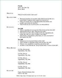 Resumes Titles Job Titles For Resume Fresh What Is A Job Resume Beautiful Resumes