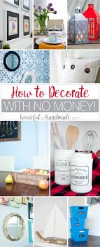 best 25 budget decorating ideas