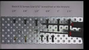Iphone 6 Screw Size Chart Screw Size Chart