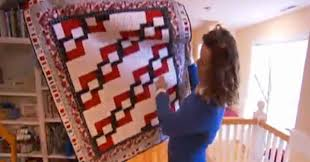 Marie Bostwick's Quilts, Quilting Storyteller, Part 2 &  Adamdwight.com