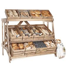 Fruit And Veg Display Stands Extraordinary Linkshelving Rustic Display EquipmentBakery Fruit Veg Units