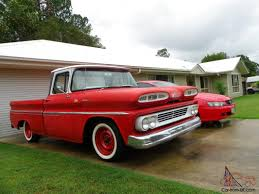 1960 Apache C10 Short Wheel Base Pick UP in Beerwah, QLD