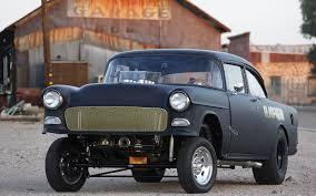 2,600 Miles in a Hemi 1955 Chevy Gasser! - Roadkill