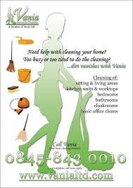 able cleaning service flyers house housekeeping flyers 4 3 2 1