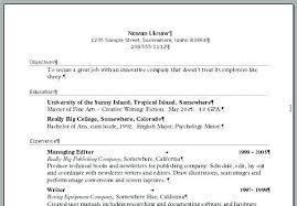 how do you set up a resumes setting up a resume set up resume resume setup example elegant