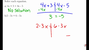 algebra 3 2 solve linear equations by graphing